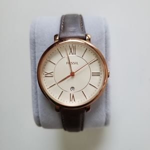 Fossil Ladies Watch Jacqueline